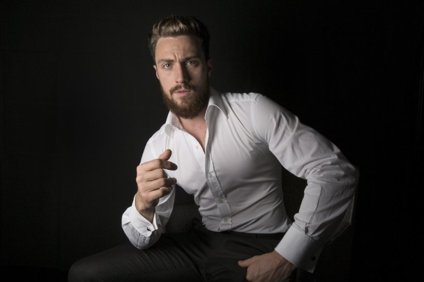 """Exclusive: Aaron Taylor-Johnson teases new Christopher Nolan movie Tenet: """"John David Washington is going to be exceptional"""""""