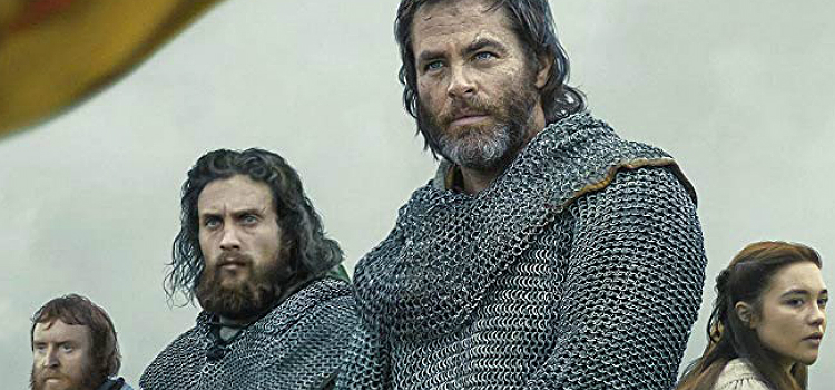 """Outlaw King"" Screen Captures"